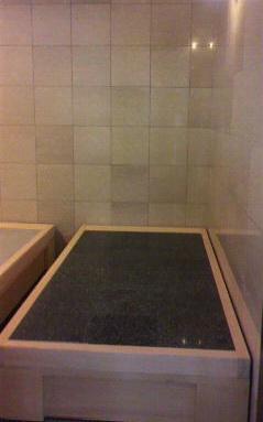 麦飯石 ゲルマニウム鉱石の家庭用岩盤浴